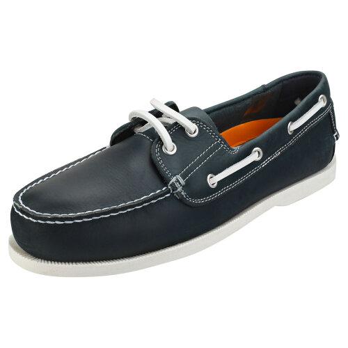Sterling & Hunt Rio Mens Boat Shoes - 10 UK