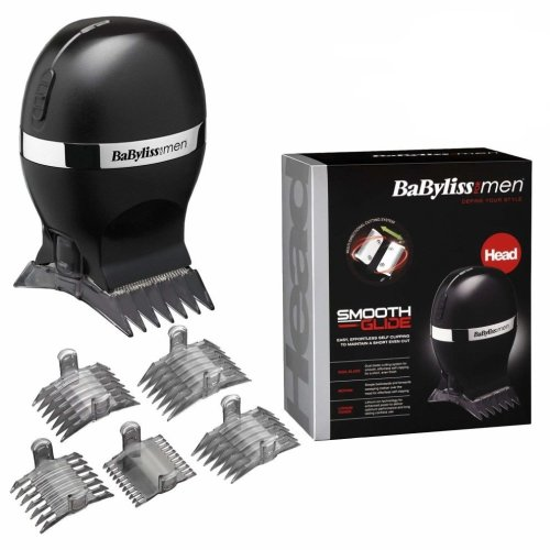 BaByliss for Men 7575U Smooth Glide Hair Clipper | Cordless Mens' Trimmer