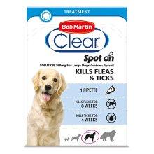 Dog Flea Treatment, Dog Lice Treatment & Dog Tick Control
