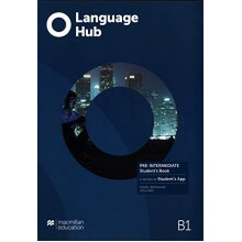 Language Hub Pre-Intermediate Student's Book with Student's App - Used
