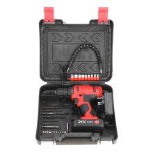 Heavy Duty Cordless Combi Drill Driver Electric W/ Li-Ion Battery