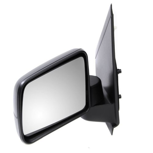 Ford Transit Connect 2009-2013 Electric Black Wing Door Mirror Passenger Side