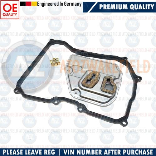 FOR MINI CLUBMAN ONE COOPER R55 AUTOMATIC TRANSMISSION GEARBOX PAN FILTER KIT