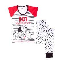 Women's Disney 101 Dalmatians '101 Reasons Not To Get Up' Pyjama Set