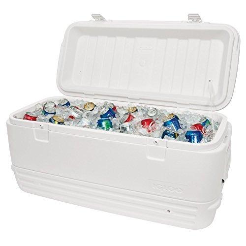 Igloo Polar Cooler 120 Quart White