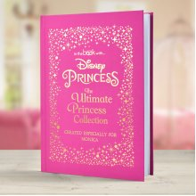 Personalised Children Book Disney Princess Ultimate Collection Stories