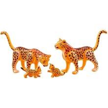 Playmobil 6539 Leopard Family