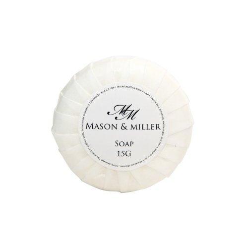 MASON & MILLER TISSUE PLEATED SOAP 15G X50