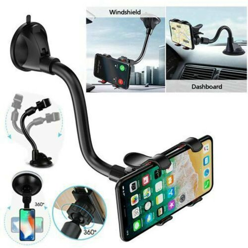Universal 360¡ã In Car Phone Holder Windscreen Suction Mount GPS Stand Cradle