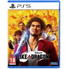 Yakuza Like a Dragon PS5 Game
