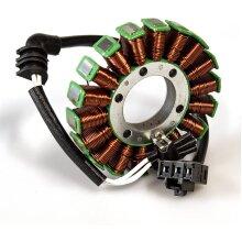 MPW Pattern Replacement Stator/Generator Assembly - Yamaha XV535 Virago 1987-2000