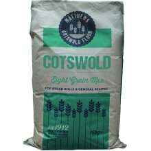 Matthews Cotswold Eight Grain Flour 16 Kg (Pack of 1)