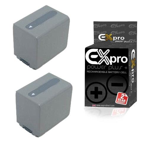 Battery Replacement for Sony DCR-HC30E DCR-HC30E DCR-HC30G DCR-HC30L DCR-HC30S DCR-HC32 DCR-HC32E DCR-HC33E Record
