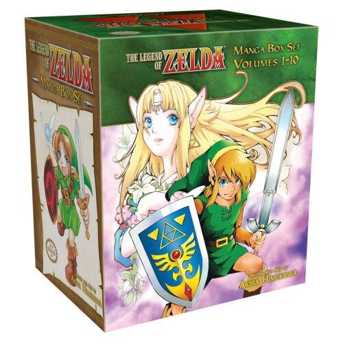 The Legend of Zelda Box Set by Akira Himekawa - Volumes 1-10
