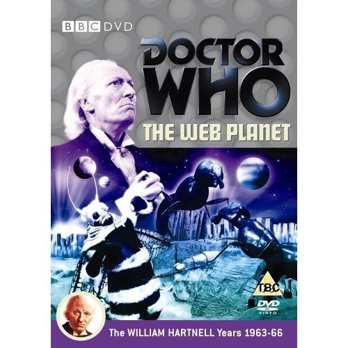 Doctor Who - The Web Planet DVD [2005]