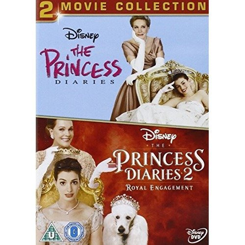 The Princess Diaries / The Princess Diaries 2 DVD [2008]