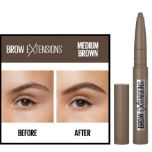 Maybelline Brow Extensions Pomade Crayon - Medium Brown