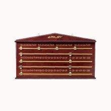 ClubKing Ltd Wooden 4 Player Snooker Scorer