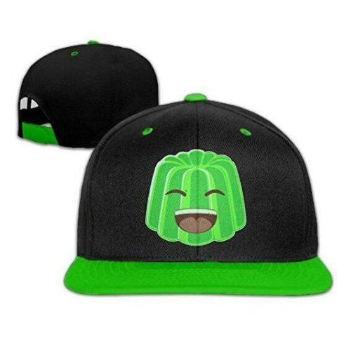 Zotan Jelly YouTuber Snapback Adjustable Hip-Hop Baseball Hats Unisex