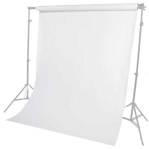 White Paper Background 1.35m x 10m