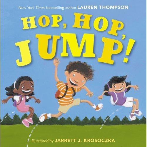 Hop, Hop, Jump!