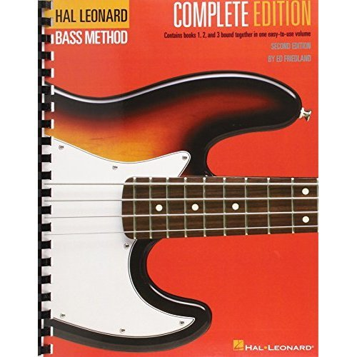 Hal Leonard Bass Method  Complete Edition (Second Edition) Bgtr