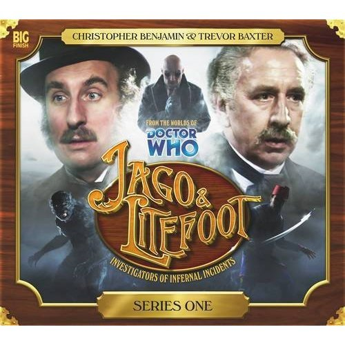 Jago & Litefoot Series 1 Box Set CD