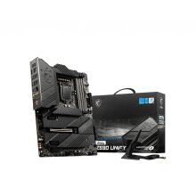 MSI MEG Z590 UNIFY motherboard Intel Z590 LGA 1200 ATX