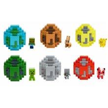 Minecraft FMC85 Mini Figure Spawn Egg, Boys, Multicolour