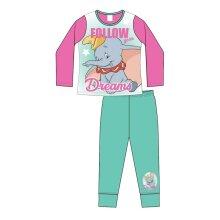 Girls Disney Dumbo Follow Your Dreams Pyjama