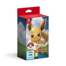 Pokémon: Let's Go, Eevee! Including Poké Ball Plus (Nintendo Switch) - Used