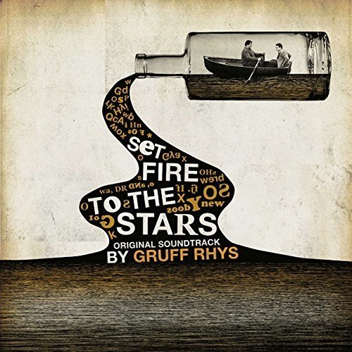 Gruff Rhys - Set Fire to the Stars [CD]