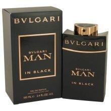 Bvlgari Man In Black Men's Eau De Parfum Spray - 60ml