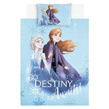Official Disney Frozen 2 Elsa & Anna Single Duvet Cover Set