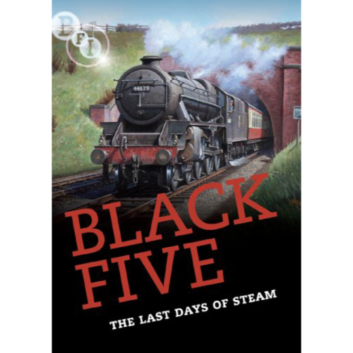Black Five - The Last Days Of Steam DVD [2008]