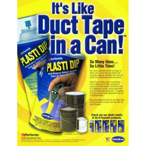 Liquid Electrical Tape - Plasti Dip 118ml