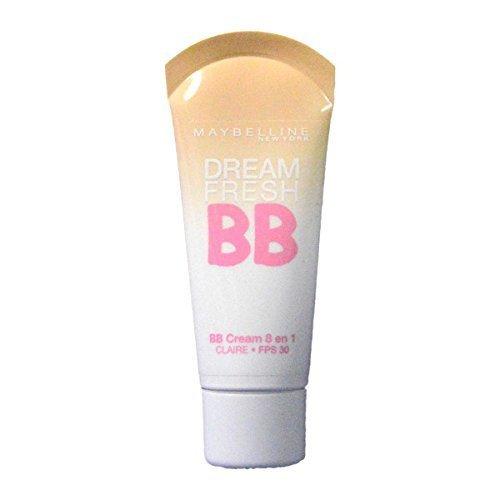 Maybelline New York Dream Fresh BB Cream 8in1 SPF30 - Claire (Light Skin)