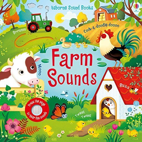 Farm Sounds (Noisy Books)