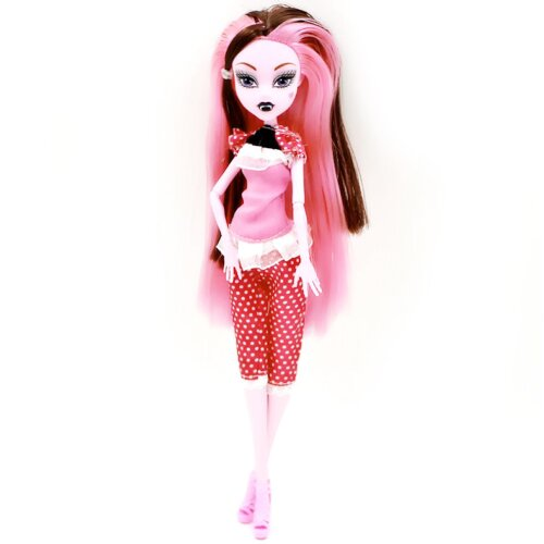 Monster High Frankie Stein Figure Toy 12 Joint Movable