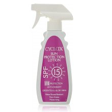Cyclax Sun Protection Lotion Spray SPF15 250ml