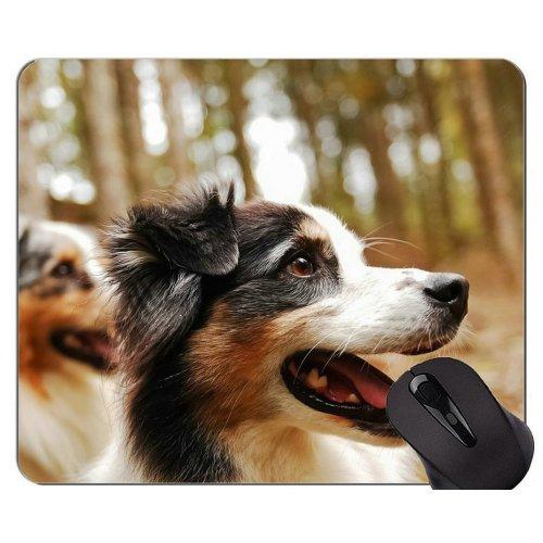 Print With German Shepherd Dog Mouse Pad,Dog Mouse Pad Mat