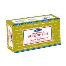 Satya Incense Tree of Life 12 pack