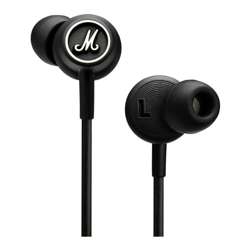 Marshall Mode Headphones - Black, Black