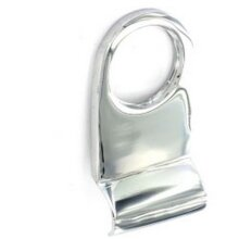 Securit Chrome Cylinder Pull