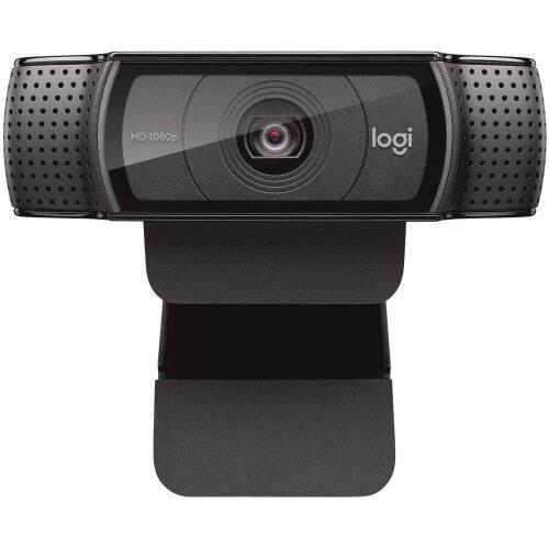 Logitech HD Pro Webcam C920, 1080p Widescreen Video Calling