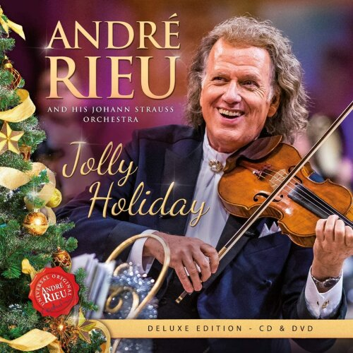 ANDRE RIEU - JOLLY HOLIDAY (1CD 1DVD) [CD]