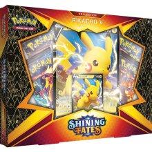 Pokémon TCG: Shining Fates Pikachu V-Box