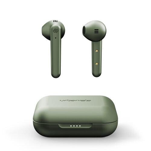 (Olive Green) Urbanista Stockholm Plus True Wireless Earbuds