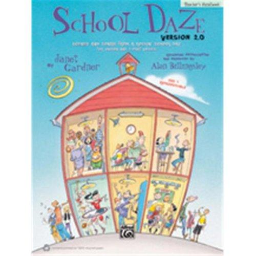 Alfred 00-35781 SCHOOL DAZE 2.0-TCH HBK