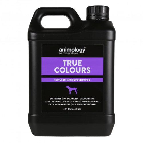 Animology True Colours Shampoo 2.5ltr